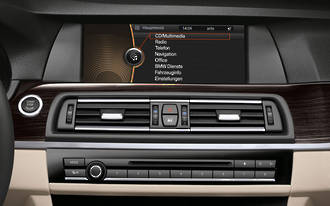 BMW Bluetooth Handsfree F-Series