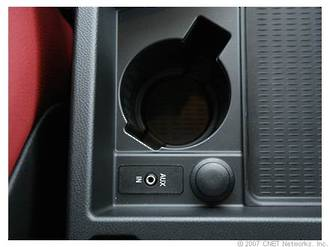 BMW AUX IN Jack retrofit