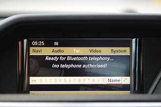 Mercedes GPS Navigation conversion NTG 4.0 Japan import