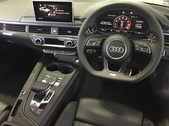 Audi GPS Navigation UK import MIB