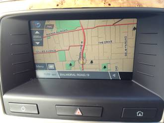 Jaguar XF/XK GPS Navigation Japan import 2007-2012