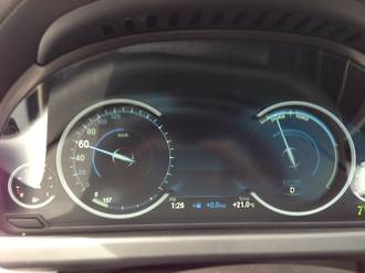 BMW Multifunctional Instrument Panel Retrofit