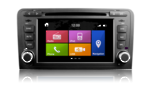 N6 - A3, Audi GPS, Navigation, Bluetooth, iPod, DVD, USB