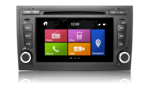 N6 - A4, Audi GPS, Navigation, Bluetooth, iPod, DVD, USB