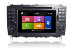 N6 - CLK, Mercedes GPS, Navigation, Bluetooth, iPod, DVD, USB