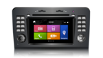 N6 - MBML, Mercedes GPS, Navigation, Bluetooth, iPod, DVD, USB