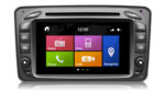 N6 - MC2000, Mercedes GPS, Navigation, Bluetooth, iPod, DVD, USB