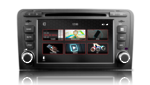 N7 - TT, Audi GPS, Navigation, Bluetooth, iPod, DVD, USB