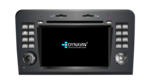 N7 - MBML - PRO, Mercedes GPS, Navigation, Bluetooth, iPod, DVD, USB