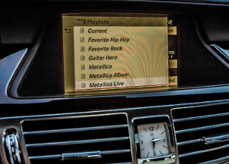 Car ipod integration
