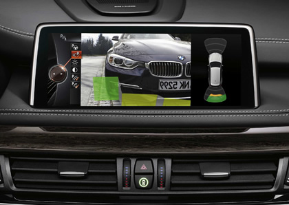 Auto Gravity Retrofit Reversing Camera