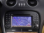 Mercedes GPS Navigation UK import NTG2.5